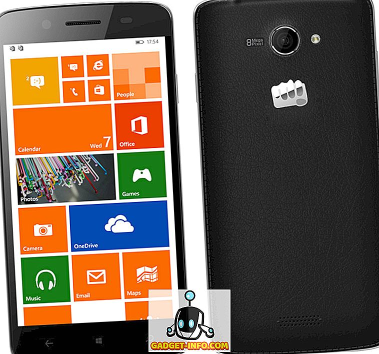Lanciati gli smartphone Win Canvas, i primi dispositivi Windows Phone 8.1 di Micromax
