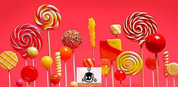 Android 5.0 Lollipop - Alles, worauf Sie sich freuen sollten