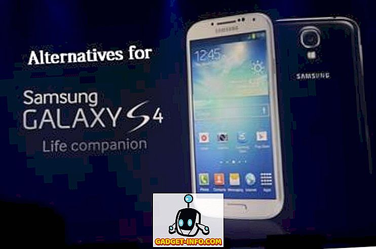 tech: Top 4 alternatīvas Samsung Galaxy S4