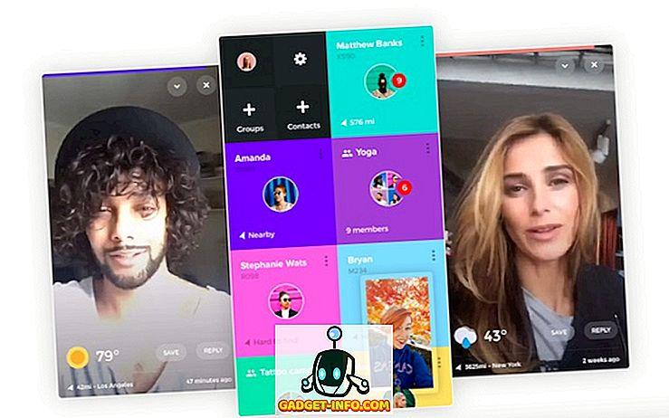 التكنولوجيا: القبيلة: تطبيق Walkie-Talkie لإرسال رسائل تختفي