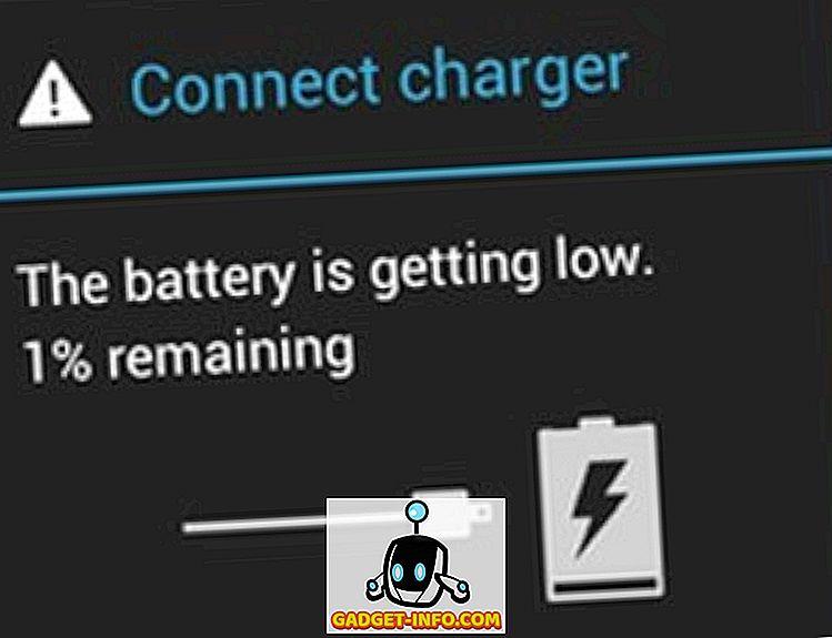Nexus 5에서 배터리 수명 연장 방법