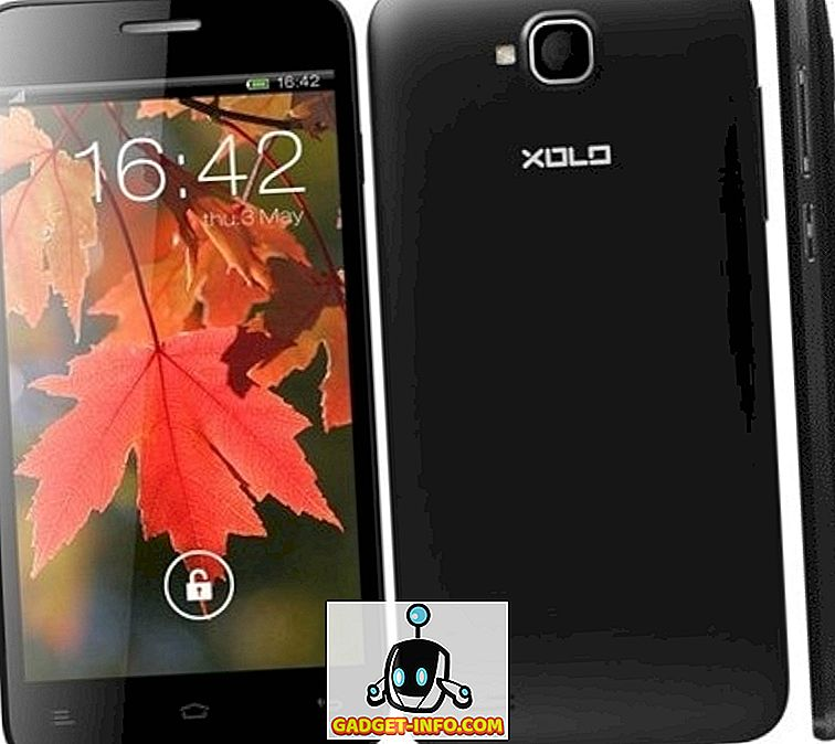 Lava Xolo Q800, Quad Core бюджетни спецификации на Android телефон, цена и дата на стартиране