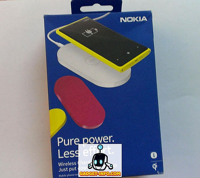 Nokia trådløs lader DT-900, Qi standard lader for Lumia og Nexus 5 (Hands On Review)