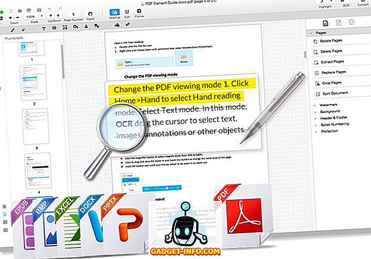 Wonderershare PDFelement: Tạo, chỉnh sửa tập tin PDF và nhiều hơn nữa