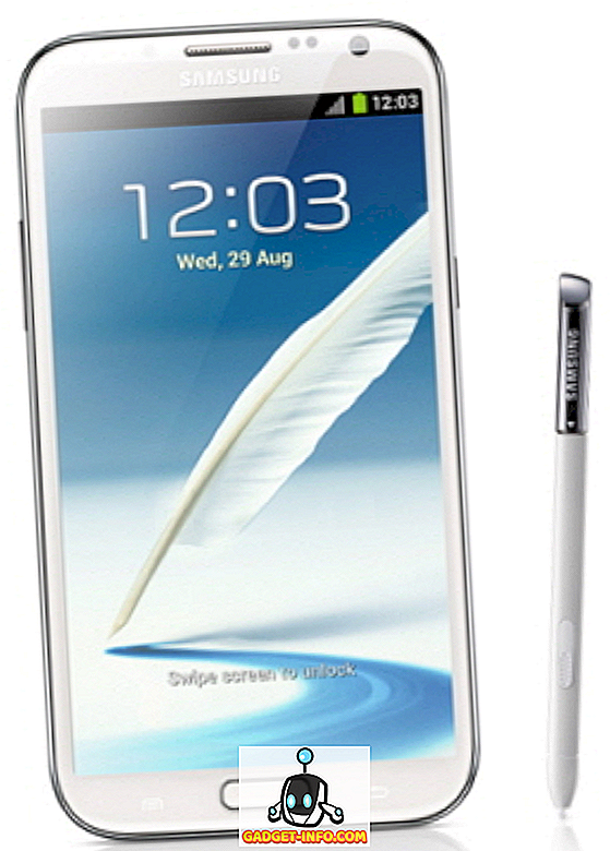 Samsung Galaxy Note II يضرب 5 ملايين المبيعات