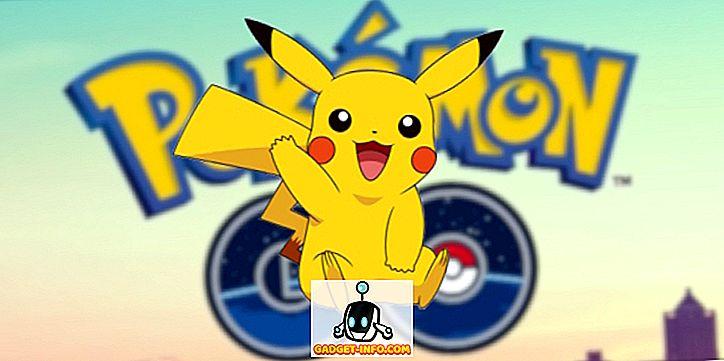 Как да хванете Пикачу като ваш първи покемон в Pokemon Go