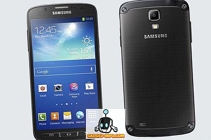 tech - Aktivní funkce Samsung Galaxy S4, cena a datum spuštění