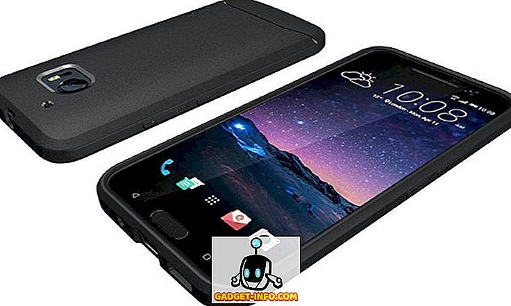 التكنولوجيا - 10 أفضل حالات الحماية HTC 10