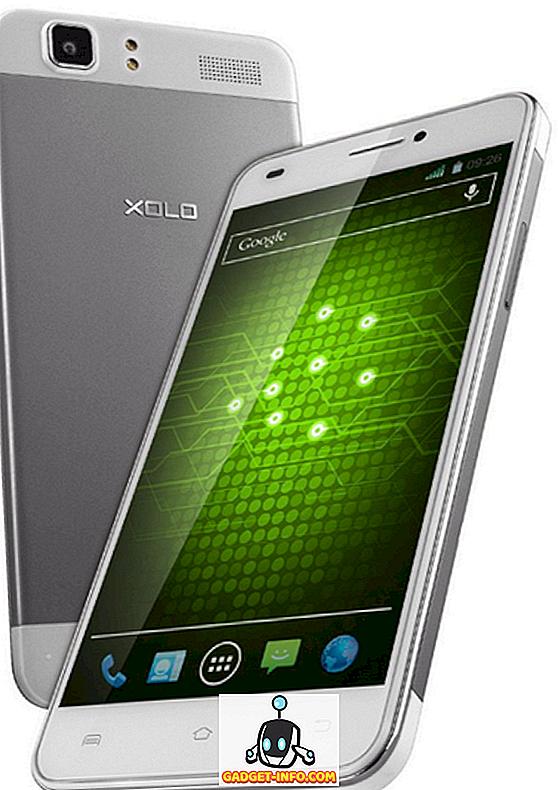 Xolo Q1200 को INR में 13,999 में 5 इंच डिस्प्ले और क्वाड कोर प्रोसेसर के साथ लॉन्च किया गया