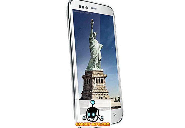 مواصفات الهاتف الذكي Karbonn S5 Titanium ، السعر وتاريخ الإطلاق