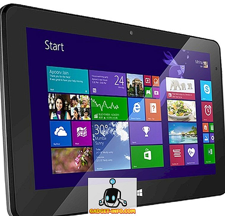 XOLO Win Windows 8.1-Tablet mit Office Preloaded wird morgen für 19.990 INR verkauft