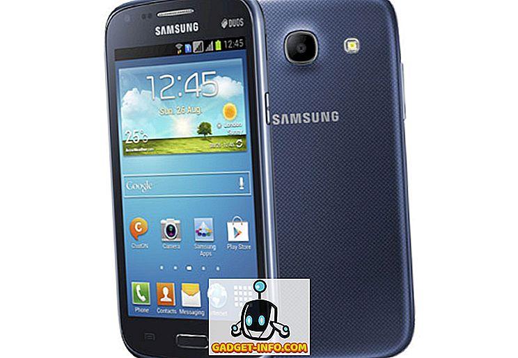 Samsung Galaxy Core Specifikationer, Lanceringsdato og pris i Indien