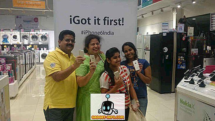 तस्वीरों में iPhone 6 और 6 प्लस के लॉन्च पर भारत का उत्साह