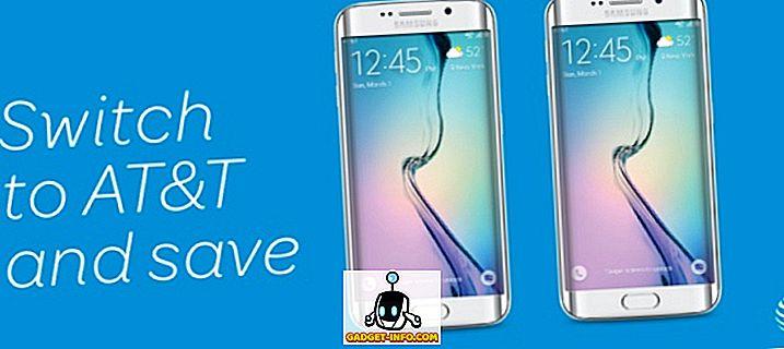 Az AT&T ingyenes Galaxy S7 és S7 éleket kínál korlátozott ideig