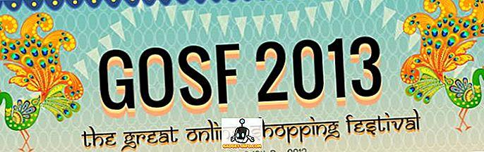 20 meilleures offres de gadgets de GOSF 2013