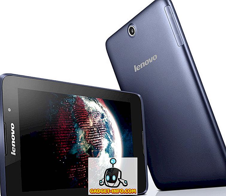 A Lenovo A7-50 Quad Core processzorral és hanghívással indult 15,499 INR-en