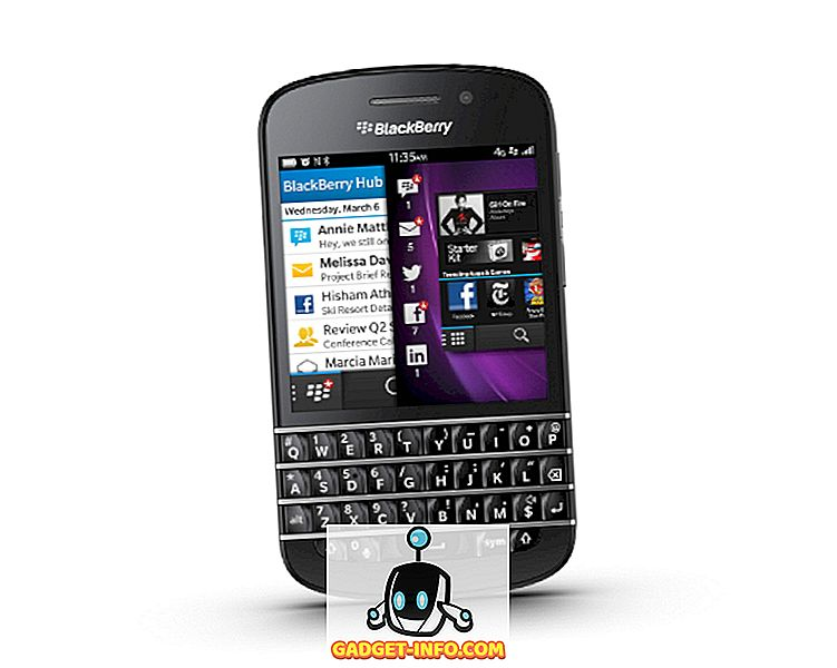 tech: BlackBerry Q10-specificaties, prijs en lanceringsdatum