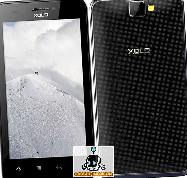 tech - Lava Xolo B700 Android Smartphone Specifikationer, Pris og Startdato