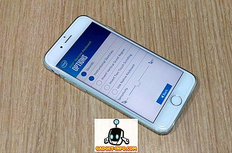 स्मार्टफ़ोन के साथ इंटेल कंप्यूट स्टिक पीसी को कैसे नियंत्रित करें