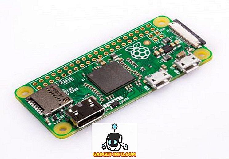 tech: 15 Parimad Raspberry Pi Zero projektid