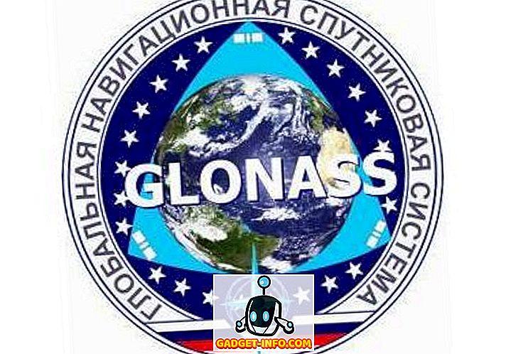 Mis on GLONASS ja kuidas see GPS-st erinev