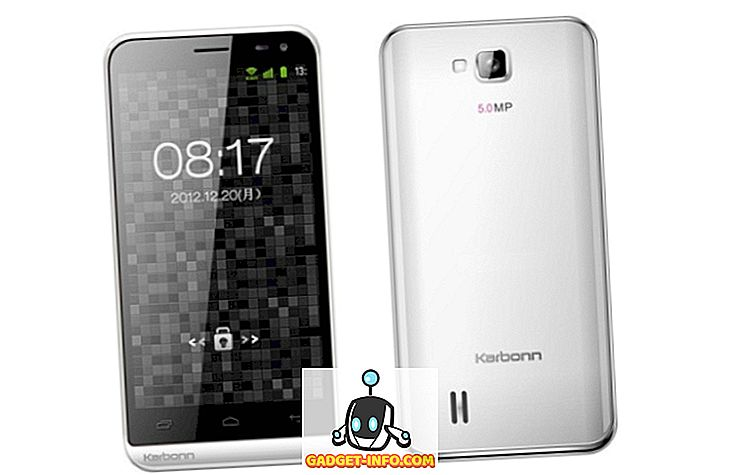tech - Karbonn Smart A12 Specificații Smartphone, Preț și Data lansării