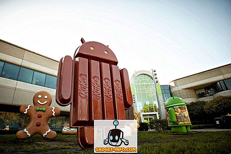 công nghệ - Tính năng mới của Android 4.4 KitKat