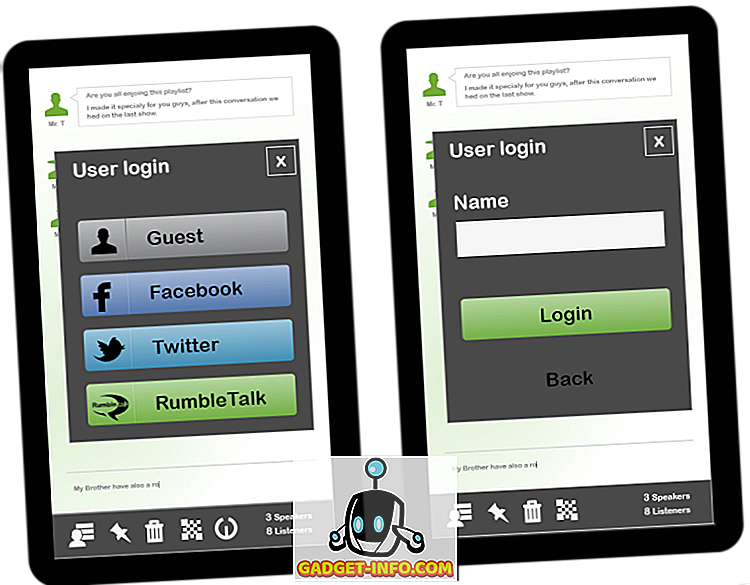 Rumbletalk Social Chat Room을 통합하여 귀하의 사이트에 동적 인 각도를 추가하십시오