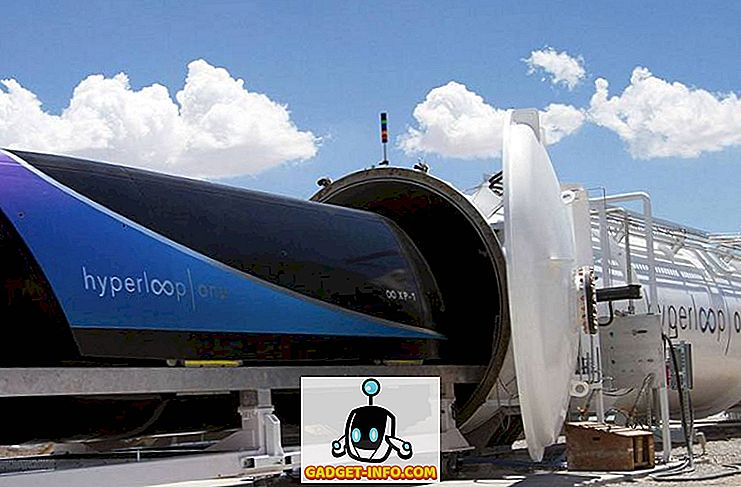 Kaj je Hyperloop in kako lahko revolucionira transport