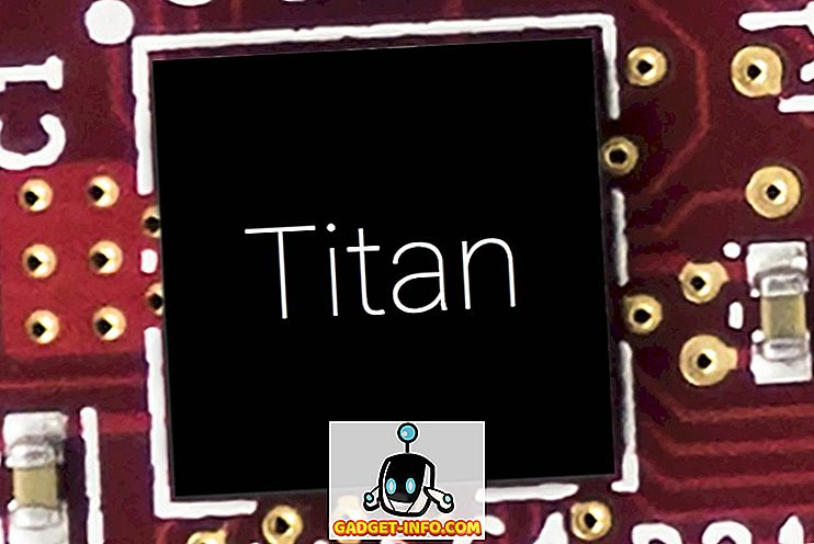 ما هو Google Titan Security Chip وكيف يعمل؟