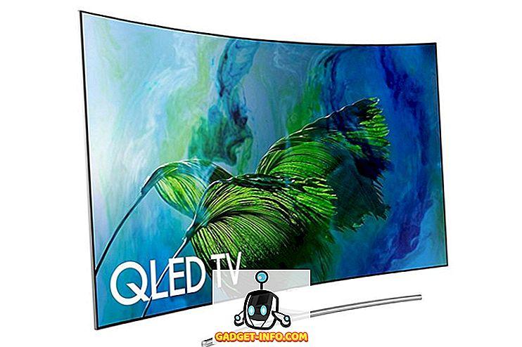 Что такое дисплей QLED и чем он отличается от OLED?