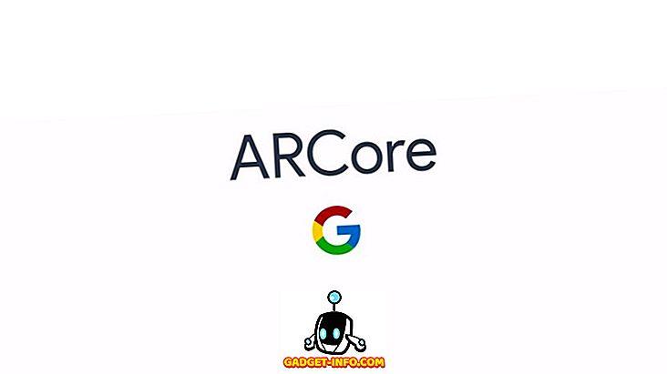 Что такое Google ARCore и чем он отличается от танго?