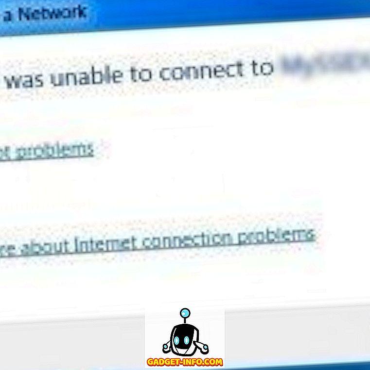 """Fix """"Windows kann keine Verbindung zum ausgewählten Netzwerk herstellen"""""""