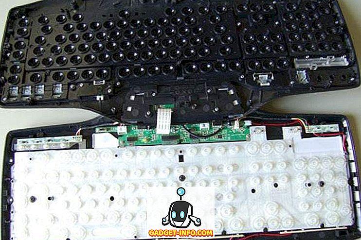 Kaip nustatyti vandens sugadintą klaviatūrą