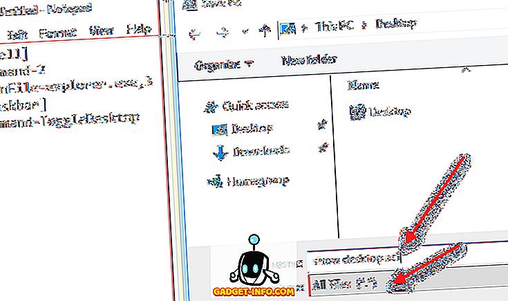 Врати икону Прикажи радну површину у оперативном систему Виндовс Виста, 7, 8 и 10