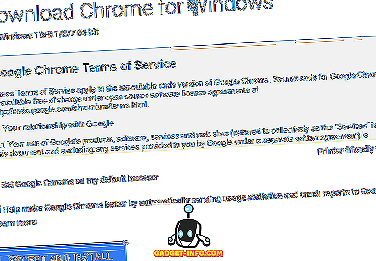 windows hjælp: Hent Google Chrome-omfordelbare pakke (Standalone Installer)