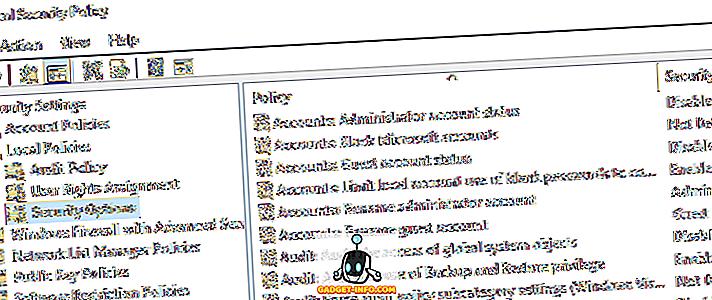 A helyi biztonsági házirend-beállítások alapértelmezés szerinti visszaállítása a Windows 10, 8, 7, Vista, XP rendszerben
