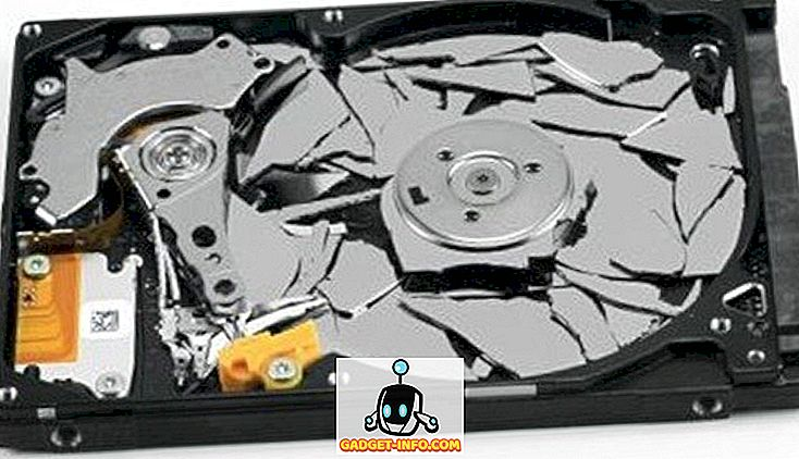 विंडोज़ मदद करते हैं - एक असफल हार्ड ड्राइव का निवारण