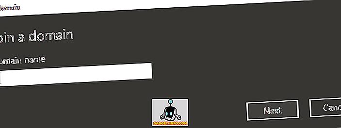 Windows 7/8/10 - Bagaimana Sertai Domain