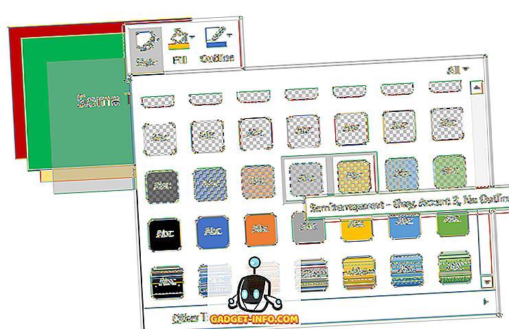 Како обложити објекте у ПоверПоинт презентацији