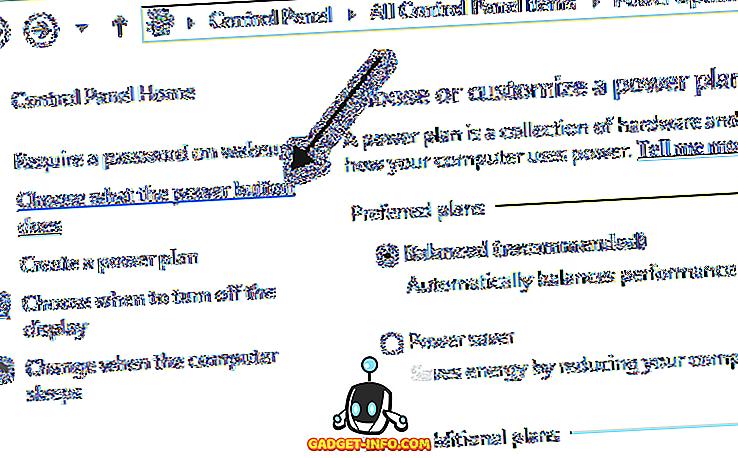 aiuto di Windows: Attiva Avvio veloce mancante in Windows 8/10 Opzioni risparmio energia?