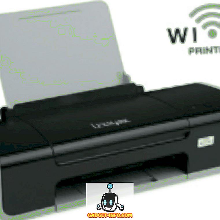 Comment faire pour dépanner des imprimantes WiFi (sans fil)