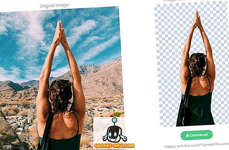 Незабавно премахнете фоновете от изображения с помощта на AI