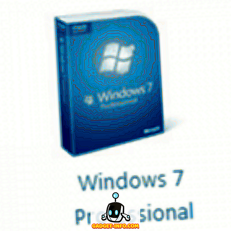 Windows 7 Version Jämförelse - Hem, Professionell, Ultimate