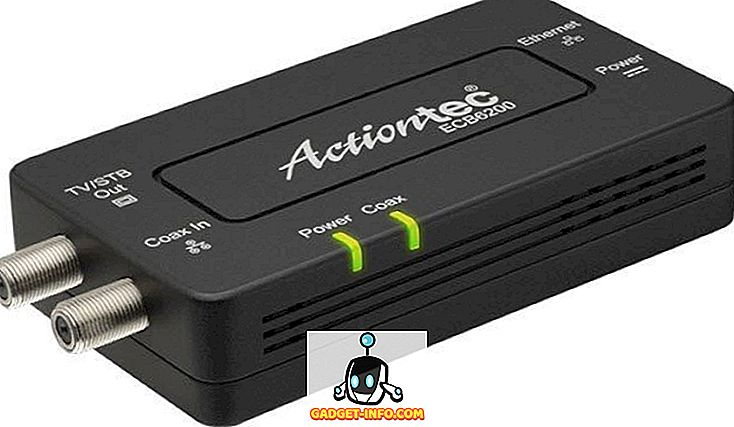 Upgrade van Actiontec ECB6200 Firmware