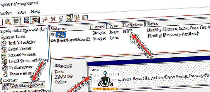 كيفية تحويل القرص الصلب من FAT إلى NTFS