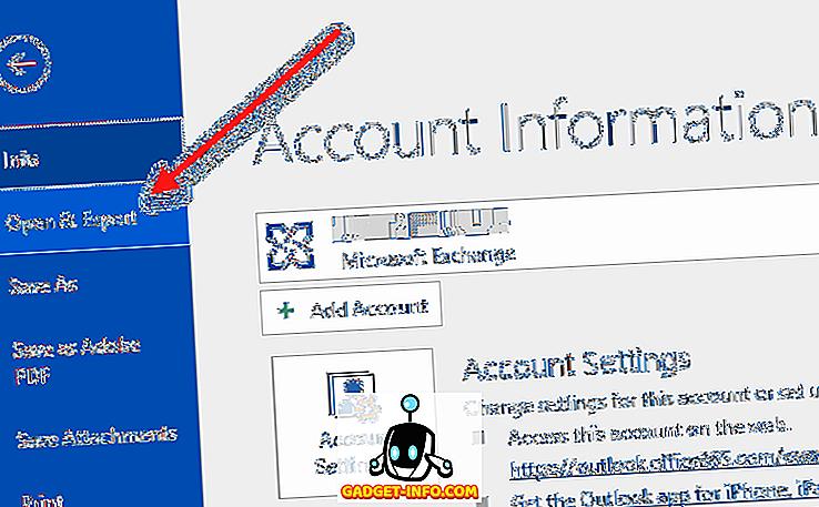 Bagaimana Mengeksport E-mel Anda dari Microsoft Outlook ke CSV atau PST