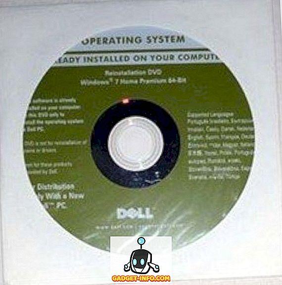 Pomoc systemu Windows - Utracono Windows 7 zainstalować płytę?  Utwórz nowy od zera