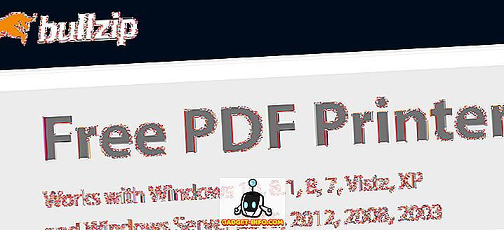 7 voľných PDF spisovateľov a PDF tlačiarní