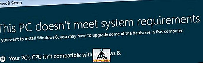 """Windows Nápověda - Oprava """"CPU vašeho počítače není kompatibilní s Windows 8/10"""" Chyba"""